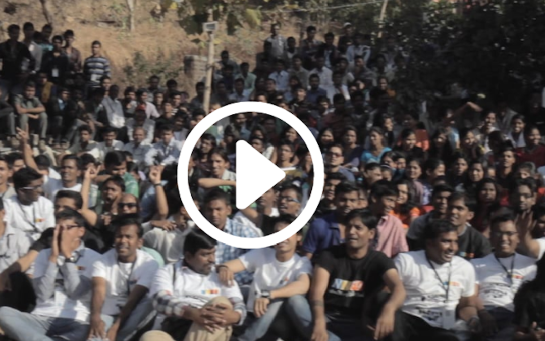 Young People in India choosing lives full of meaning