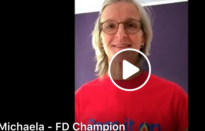 Meet one of our FutureDharma Champions