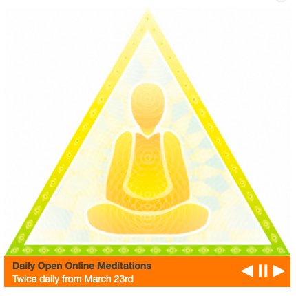 £50 supports the Buddhist Centre Online in providing valuable online meditation sessions